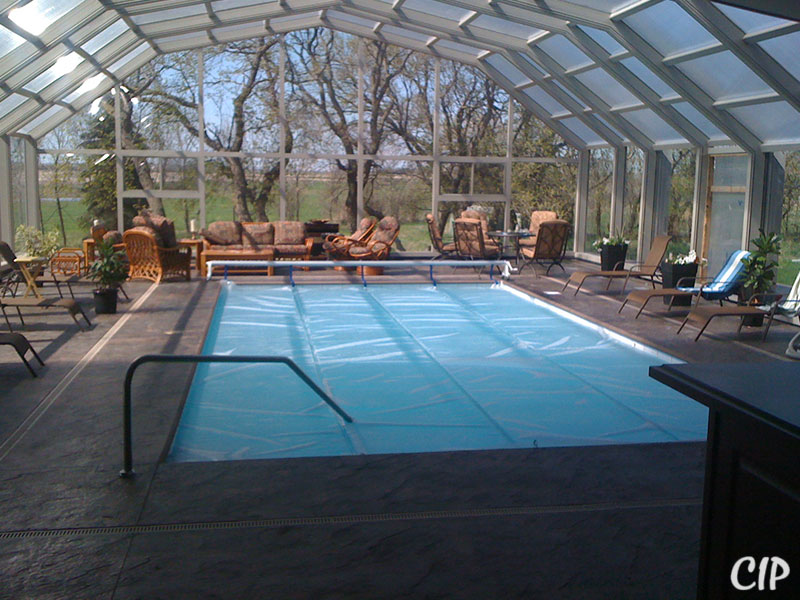 Retractable Pool Enclosure gallery img Australia
