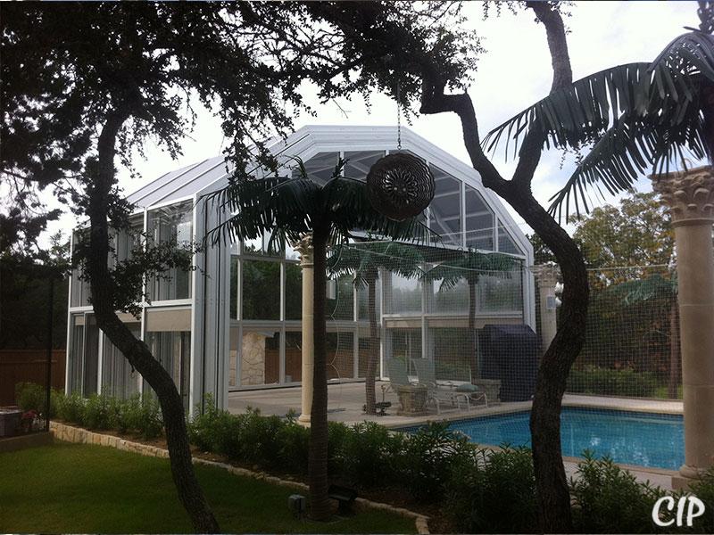 Tall Pool Enclosure Australia